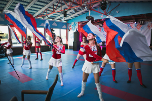 Конкурс «Мисс Cheerleading 2014», 15 ноября